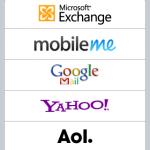 Dann Microsoft Exchange wählen