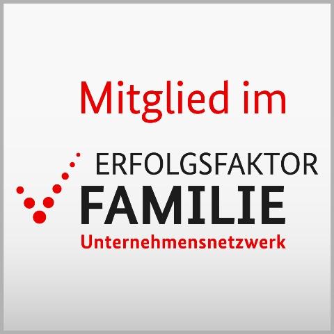 Mitglied im Erfolgsfaktor Familie Unternehmensnetzwerk