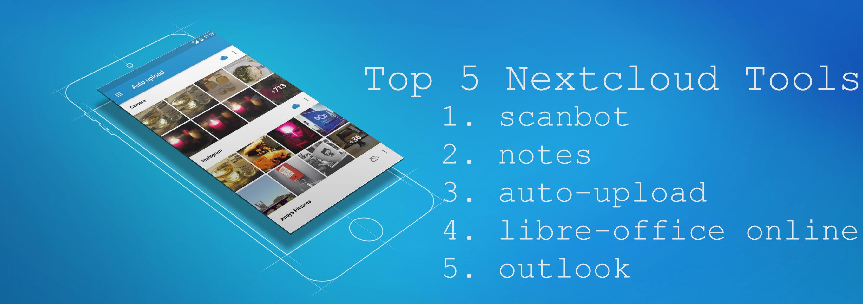 5 Nextcloud Tools