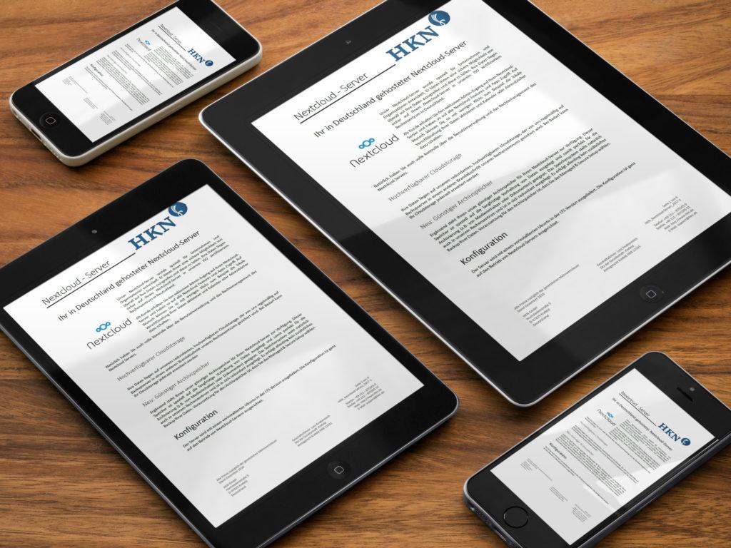 Sicherer Datenaustausch mit Nextcloud